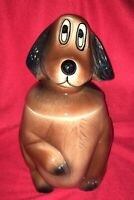 """Mac Dog""McCOY POTTERY 1967/68 COOKIE JAR USA 208  Very Good Condition"