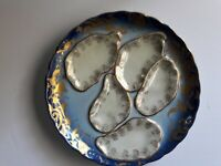 Oyster Plate - 9 1/2