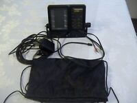 Humminbird LCR 2000 Fish Finder With Transducer And Power Cord