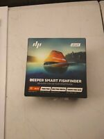 Deeper Smart Fishfinder Start, Wireless Wi-fi Enabled Fish Finder Open Box