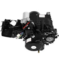 US STOCK 110cc 4 stroke ATV Engine Motor Semi Auto w Reverse Electric Start AA