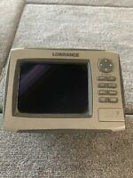 Lowrance HDS 7 Gen 1 Insight with mounting bracket amp; Used Transducer