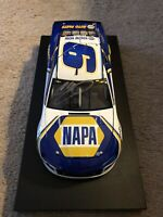 2018 Autographed Chase Elliott #9 NAPA Can Am Duel #2 Win 1 24
