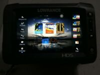 Lowrance HDS 7 Touch Fishfinder Gen 2 GPS lowrance FREE SHIPPING