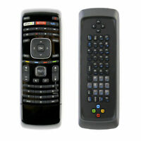 New XRT300 Qwerty Keyboard Remote Control with Vudu for VIZIO LCD LED Smart TV $7.97