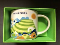 Starbucks Philippines Mug You Are Here YAH New In Box