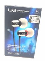Logitech Ultimate Ears 700 With Case Extra Ear Pieces And Paperwork $64.95