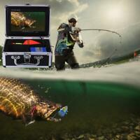 15m Professional Fish Finder Underwater Fishing Video Camera Monitor USA