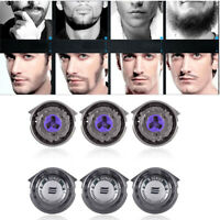 3x Philips Replacement Shaver Shaving Heads Blades HQ8 HQ8894 HQ7160 $8.65