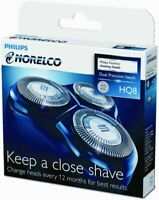 NEW 3X Philips Norelco HQ8 Dual Precision Replacement Heads Norelco PT720 AT810 $13.69