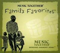 MUSIC TOGETHER Family Favorites Bringing Harmony Home CD $5.99