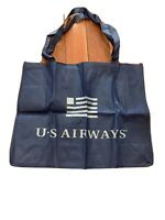USAIRWAYS AIRLINES NYLON CLOTH CARRY ALL BAG