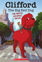 Clifford the Big Red Dog Movie Graphic Novel NEW book hard to find and so cool $11.99