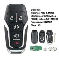 For 2015 2016 2017 Ford Edge Explorer Mustang Smart Remote Control Car Key Fob $54.89