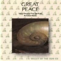 Great Peace: Inner Harmony New Age Music Music CD Valley of the Sun $5.99
