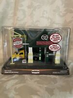 MENARDS Daves's Garage TOWING TIRES TUNE UPS Building Accessory O SCALE TRAINS
