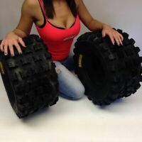 TWO NEW CST Maxxis AMBUSH SPORT ATV TIRES (2) 22-10-9 , 22X10-9 22x10x9