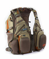 NEW FISHPOND WILDHORSE FLY FISHING VEST BACKPACK DRIFTWOOD FREE U.S. SHIPPING