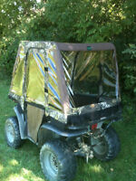 ATV Full Cab Cover Enclosure 80