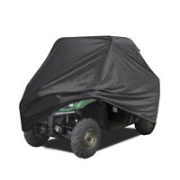 Universal Deluxe Waterproof UTV Cover Black Fits Up To 118