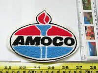 Amoco Oil Patch Raised letters thick patch 5019 *