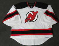 d106541102e New New Jersey Devils Authentic Team Issued Reebok Edge 2.0 Hockey Jersey  NHL