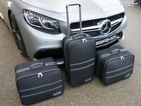 Mercedes S Class Cabriolet C217 A217 Roadster Luggage Bag Baggage Set