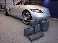 Mercedes W197 C197 AMG SLS Roadster Luggage Baggage Bag Case Set CABRIOLET CAB