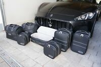 Maserati GranCabrio Luggage Baggage Bag Case Set