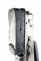 Bam Bass Clarinet Low-C & B �ó / A High Tech Case Tweed for Clarinet 3126 XLT