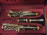 Clarinet - Buffet R13 - B flat soprano - 1995 model - great condition