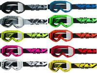 Fly Racing Focus Goggles #x27;19 20 Motorcycle Racing Dirt Bike MX ATV Adult amp; Youth