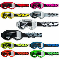 NEW 2021 FLY RACING ADULT FOCUS GOGGLES MENS AND WOMENS ATV MX UTV FREE SHIP