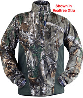 Rivers West Apparel Isolation Pullover Fleece Mossy Oak Country XL