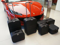 Ferrari Portofino Luggage Baggage Bag Case SET Boot Trunk SET OF 3PCS