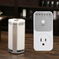 Smart Control Countdown Timer Switch Auto Shut off Outlet Plug in Socket $8.99