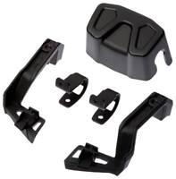Can-Am New OEM ATV Short Aluminum Hand Guard Mounting Kit Outlander Renegade Max