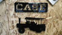 Case Steam Traction Tractor Engine Sign Wall Decor New Steampunk