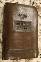 1956 Frigidaire Data Book. Commercial Air Conditioning Vintage Original Leather