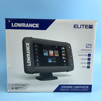 Lowrance Elite-7 Ti Touch Combo w/TotalScan Transom Mount Transducer