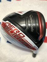 TaylorMade Aero Burner 10.5  Right hand -Driver Head Only