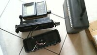 HUMMINGBIRD LCR 2000 Fish Finder w/Transom Mount Transducer--XLNT Cond..USA Made