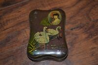 A11- George W. Horner Brazil Dainty Dinah Toffee Tin