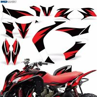 Graphic Kit Honda 700XX ATV Quad 700 Decals Sticker Wrap TRX700 XX Parts 09-15 M