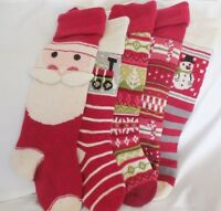 Pottery Barn Classic Fair Isle Stocking Collection Never Monogrammed NEW