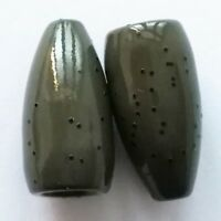28 Tungsten Flipping Weights package 1/8, 3/16,1/4 and 5/16 - FREE SHIPPING