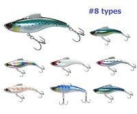 JACKALL sinking lure vibration jig RE/70 S-LIMITED silent Ver. sea bass 8types