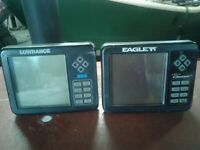 Fish Finder Eagle Ultra Classic and X65 Depth Finder - Free Shipping