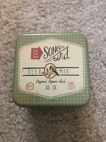 Fossil Watch Tin Song Bird Seed Mix