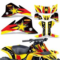 Graphic Kit Suzuki LT80 ATV Quad Decals Sticker Wrap LT 80 Quadsport 87-06 R S